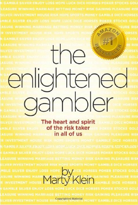 Cover of The Enlightened Gambler by Marty Klein